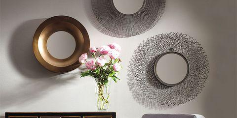 Wood, Room, Interior design, Wall, Furniture, Floor, Drawer, Black, Interior design, Circle,