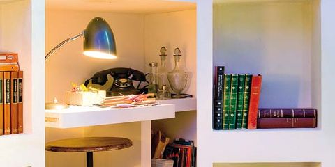 Shelving, Shelf, Furniture, Bookcase, Room, Wall, Table, Interior design, Home, House,