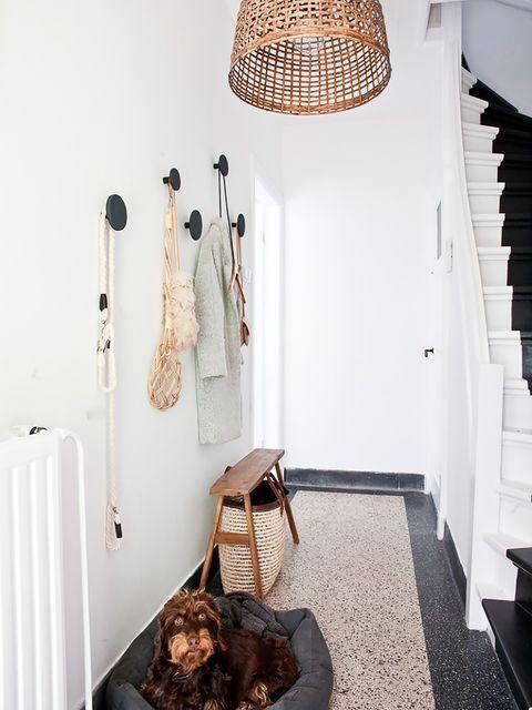 Ideas Para Decorar Pasillos Estrechos - Decoracion-de-pasillos-pequeos