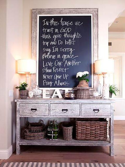 Room, Interior design, Floor, Flooring, Home, Wall, Interior design, Blackboard, Grey, Hardwood,