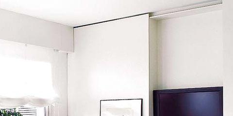 Blue, Room, Interior design, Floor, Purple, Wall, Flooring, Living room, Interior design, Home,