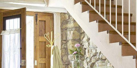 Room, Interior design, Floor, Flooring, Stairs, Home, House, Fixture, Baluster, Interior design,