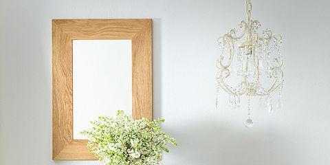 Flowerpot, Wood, Room, Interior design, Wall, Table, Shelving, Interior design, Shelf, Houseplant,
