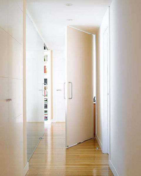 Room, Property, Floor, Ceiling, Wall, Architecture, Door, Interior design, Building, House,