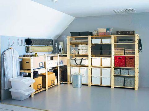 Trastero y cuarto de plancha