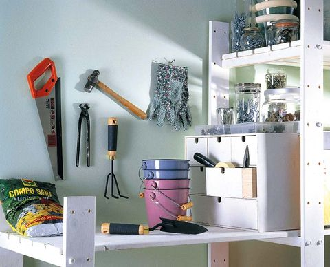 Interior design, Tool, Interior design, Collection, Shelving, Stationery, Hand tool, Brush, Collage, Household supply,