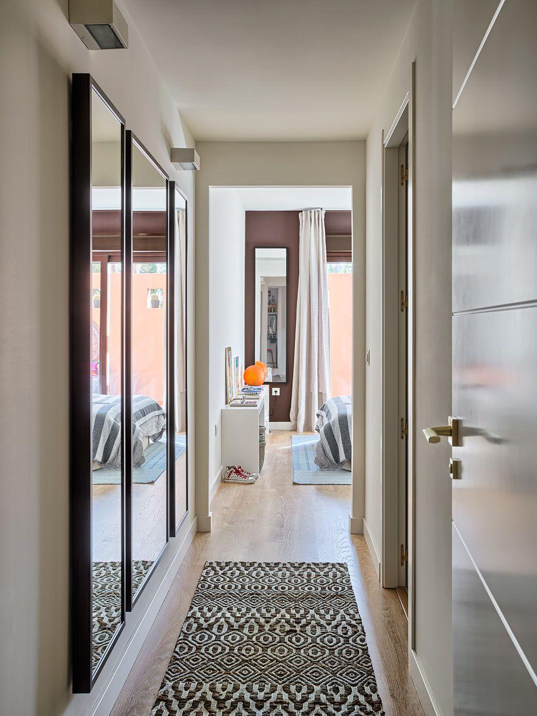 17 Formas De Disimular Un Pasillo Largo Y Estrecho - Decoracion-en-pasillos
