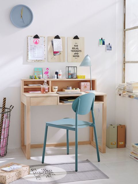 Room, Interior design, Wall, Shelving, Teal, Turquoise, Interior design, Shelf, Aqua, Paint,