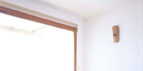 Wood, Room, Interior design, Furniture, Home, Table, Living room, Floor, Purple, Wall,