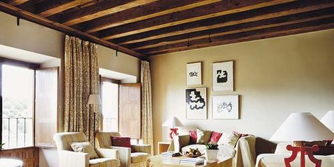 Room, Interior design, Floor, Wood, Living room, Ceiling, Furniture, Wall, Couch, Home,