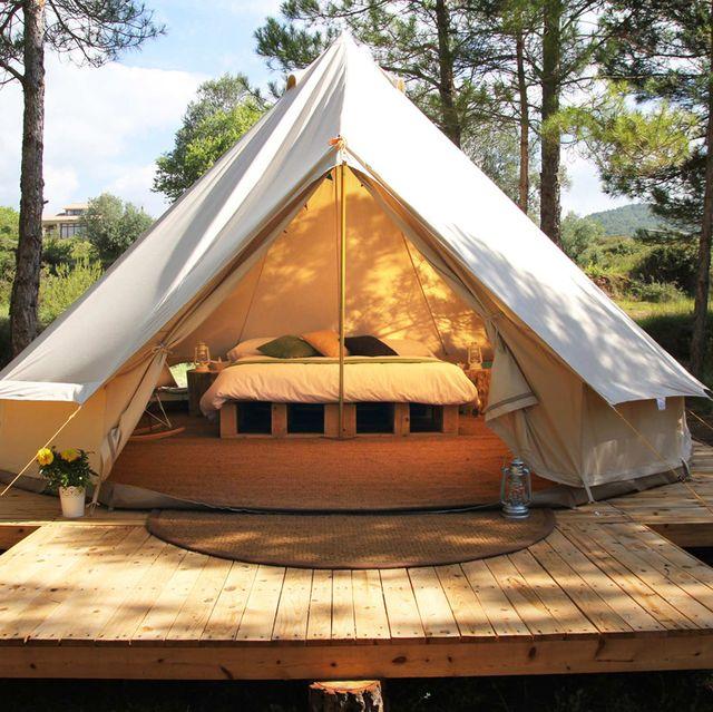 Forest Days Glamping: Alojamiento en Lleida