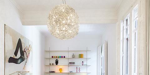 Interior design, Room, Floor, Table, Ceiling, Flooring, Interior design, Light fixture, Furniture, Wall,