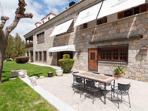 Hotel La Casa del Presidente en Ávila