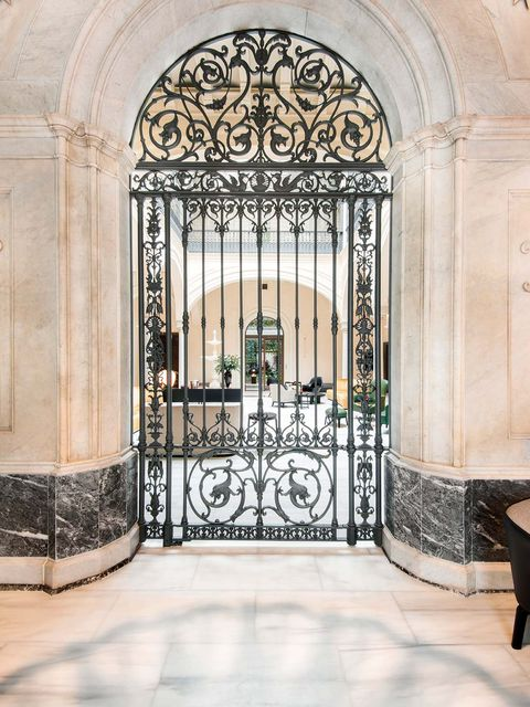 Iron, Holy places, Metal, Architecture, Arch, Building, Gate, Door, Palace, Interior design,