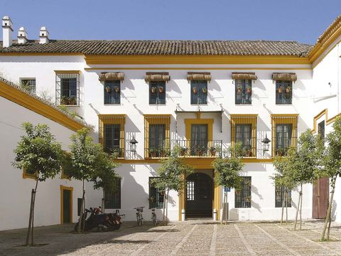 Facade, Door, Cobblestone, Driveway, Hacienda, Courtyard, Inn, Column, Balcony,