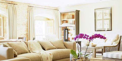 Room, Interior design, Floor, Table, Furniture, Wall, Living room, Couch, Interior design, Flooring,