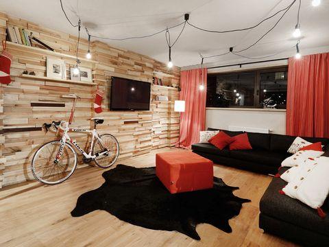 Hotel en la nieve: Alpini Apartamenty