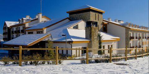 Hotel en la nieve: Barceló Jaca Golf & Spa