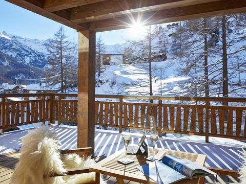 La Vue Luxury Apartments, en los Alpes