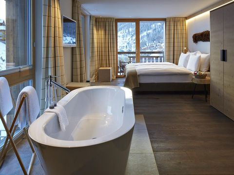 La Vue Luxury Apartments, en los Alpes