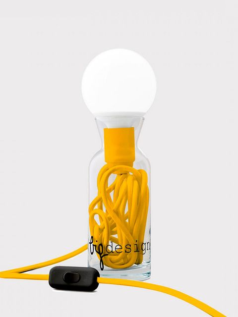 Light bulb, Plastic, Incandescent light bulb, Kitchen utensil, Electrical supply, Wire,