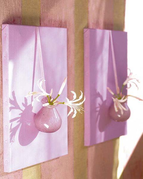 Purple, Petal, Pink, Violet, Lavender, Magenta, Flowering plant, Peach, Ribbon, Creative arts,