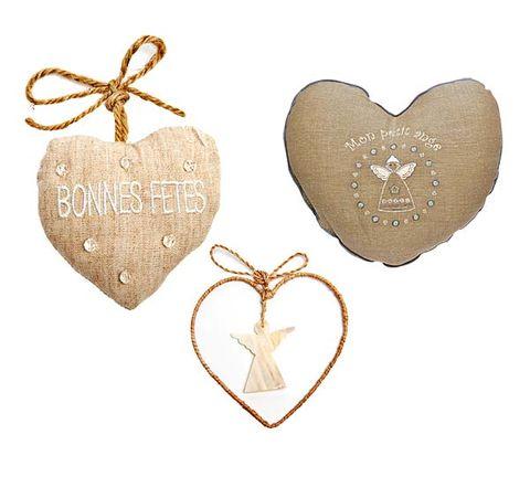 Heart, Leaf, Pattern, Love, Beige, Tan, Pendant, Locket, Craft, Wing,