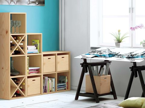 Wood, Room, Interior design, Shelf, Shelving, Floor, Flooring, Interior design, Plywood, Bookcase,