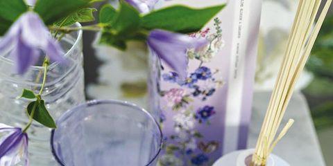 Candle, Purple, Lavender, Lighting, Lilac, Violet, Flower, Lavender, Plant, Centrepiece,