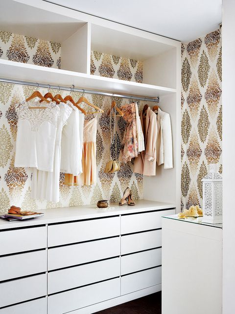 Room, Furniture, Closet, Shelf, Interior design, Clothes hanger, Curtain, Cupboard, Home accessories, Home,
