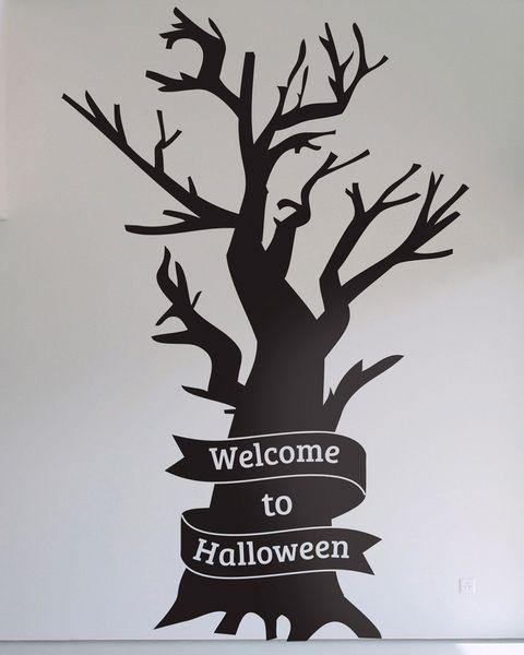 vinilo para halloween