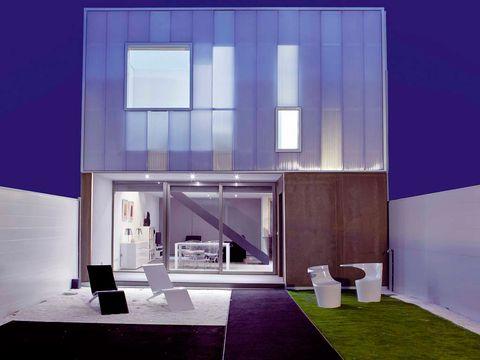 casas de arquitectura eco