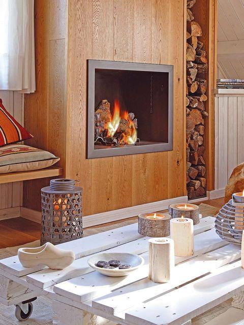 Calor de hogar con chimeneas y radiadores - Estufa bioetanol opiniones ...