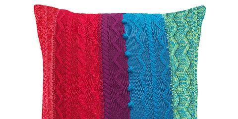 Blue, Green, Textile, Cushion, Linens, Pillow, Teal, Electric blue, Home accessories, Throw pillow,