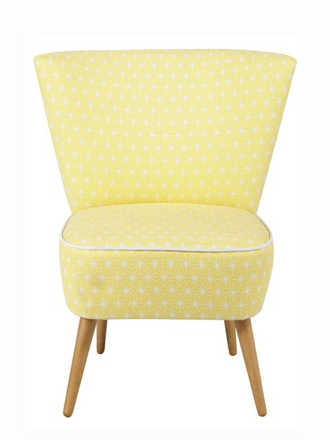 Chair, Furniture, Yellow, Outdoor furniture, Club chair,