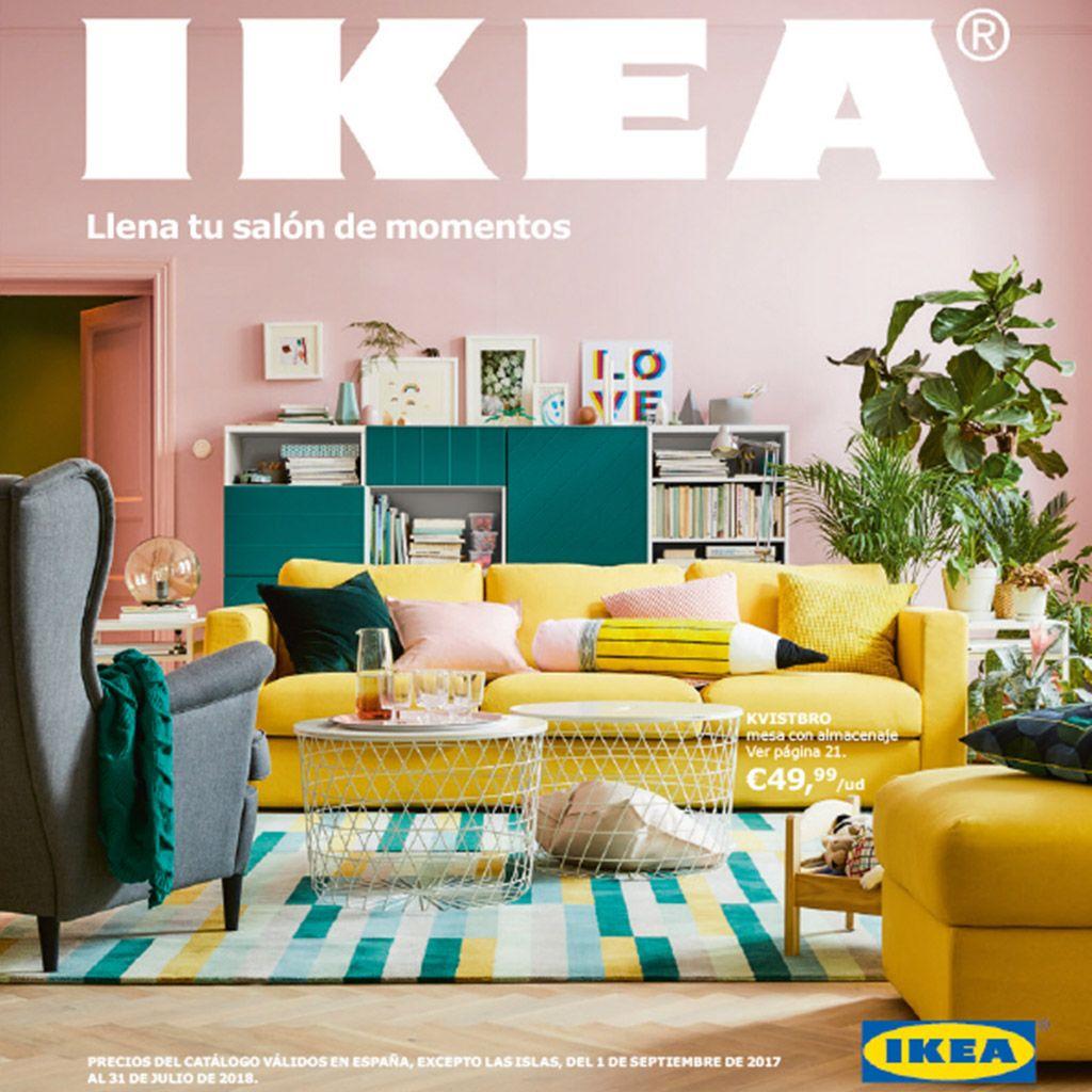 Avance del catálogo de IKEA para 2018