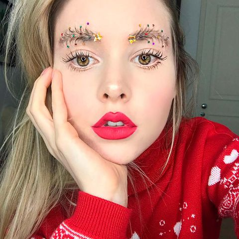 Face, Lip, Hair, Eyebrow, Pink, Nose, Skin, Cheek, Beauty, Head,