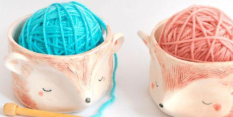 Thread, Textile, Wool,