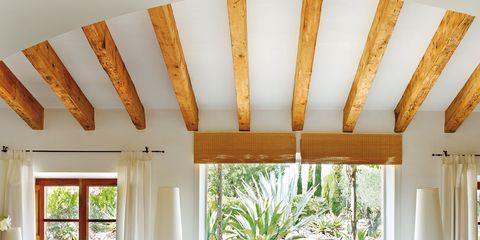 Room, Interior design, Wood, Home, Wall, Ceiling, Living room, Real estate, Furniture, Interior design,