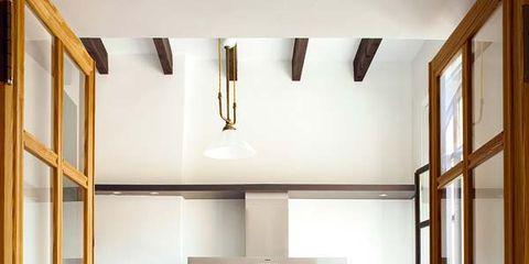 Wood, Room, Interior design, Property, Floor, Cupboard, Flooring, Ceiling, Interior design, Fixture,