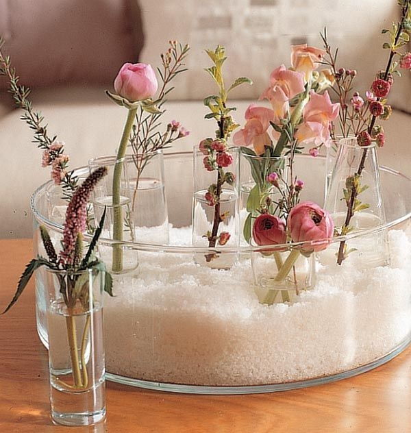 Como Hacer Arreglos Florales Bonitos Y Muy Faciles