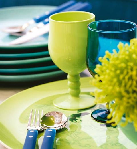 Blue, Green, Serveware, Dishware, Tableware, Porcelain, Drinkware, Teal, Kitchen utensil, Plate,