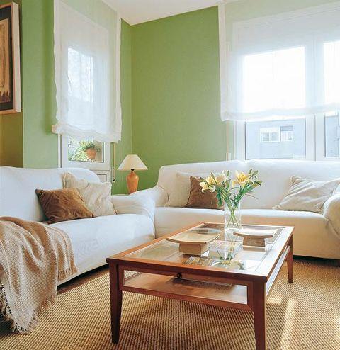 Colores para decorar el sal n y el dormitorio for Color de moda para el dormitorio principal