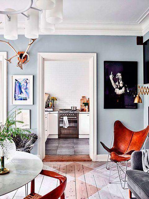 15 colores con los que pintar tu casa for Colores para pintar una casa