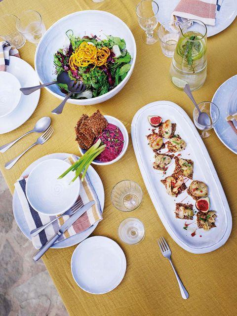 Dish, Meal, Food, Brunch, Cuisine, Breakfast, Table, Supper, Dishware, Ingredient,