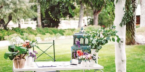 Table, Iron, Grass, Yard, Backyard, Furniture, Outdoor table, Garden, Summer, Plant,