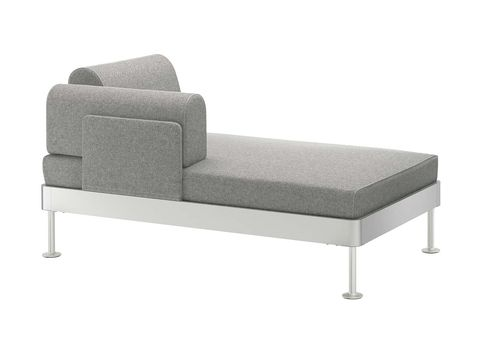 Furniture, Couch, Chaise longue, Sofa bed, Beige, studio couch, Chair, Comfort, Armrest, Outdoor furniture,