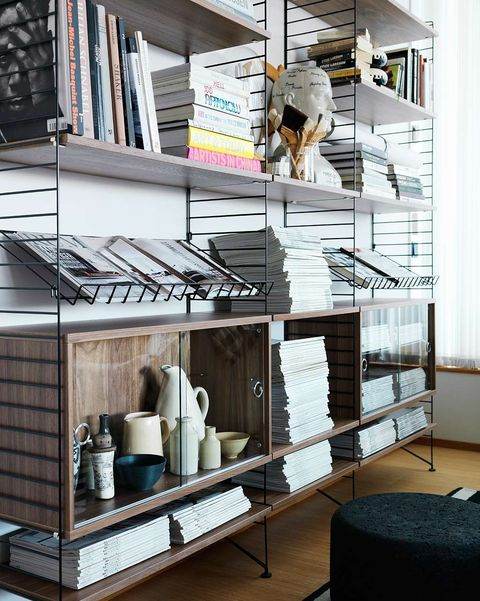 Shelf, Furniture, Shelving, Room, Iron, Interior design, Architecture, Table, Building, House,