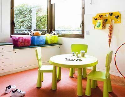 Room, Interior design, Yellow, Floor, Chest of drawers, Flooring, Furniture, Wall, Home, Interior design,