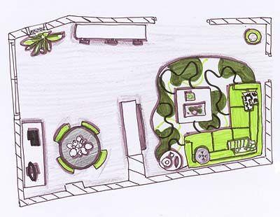 Green, Line, Purple, Parallel, Illustration, Artwork, Drawing, Painting, Plan,